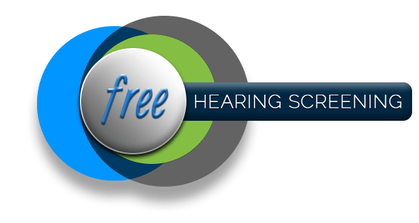 hearing screening button