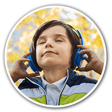 hearing tests circle