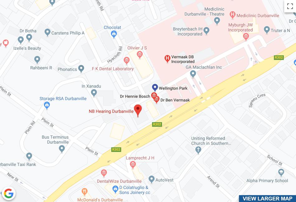 NB-Durbanville-Map