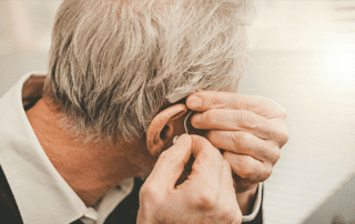 Is wearing a hearing aid a life-long commitment?