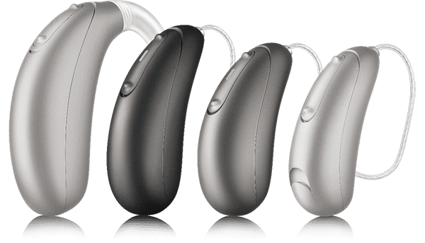 Styles of Hearing Aids