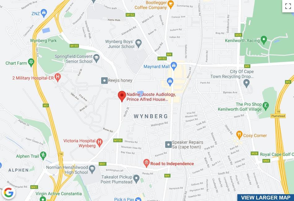 NB-Wynberg-Map